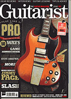 Guitarist magazing issue 383